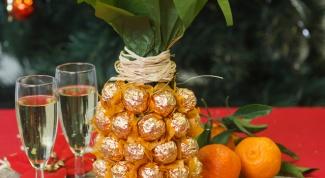 Эффектная и оригинальная упаковка для шампанского