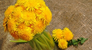 How to make jam from dandelions