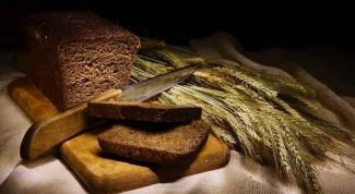 Как сдедать маску для волос из ржаного хлеба