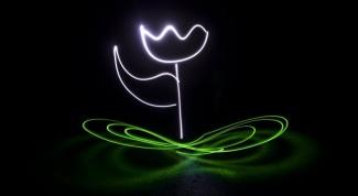 Фризлайт: как рисовать светом