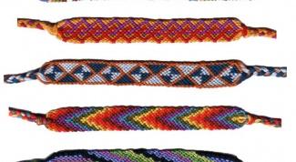 Как плетут фенечки