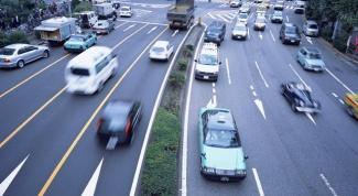 Как не попасть в аварию