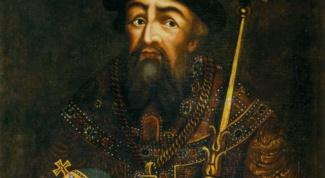 Иван Грозный как политик