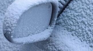 Аккумулятор в зимний период