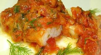 Рыба под маринадом. Вспомним советскую кухню