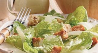 Как приготовить итальянский салат