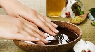 Домашние средства для роста ногтей