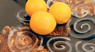 Как приготовить десерт из апельсина