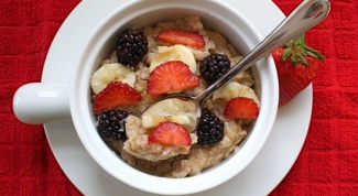 A recipe for delicious oatmeal