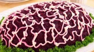 Селедка под шубой. Как приготовить это блюдо и почему оно так называется