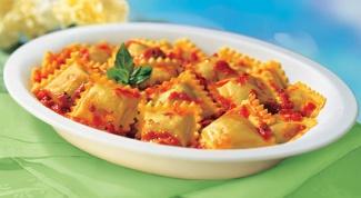 Как приготовить тесто для равиоли?
