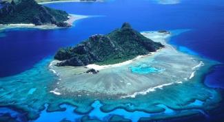 Фиджи – райское наслаждение