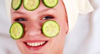 Летняя свежесть: огуречные маски