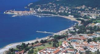 Курорты Черногории: Солнечная Будва
