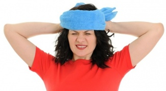 How to quickly get rid of a headache without pills