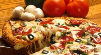 Пицца. Рецепт