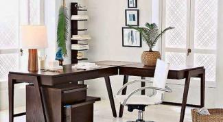 Как сделать рабочий кабинет дома