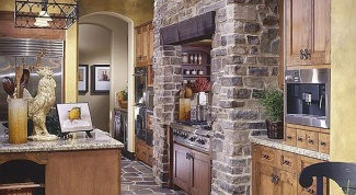 How to lay natural stone