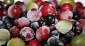 Как заморозить свежие ягоды?