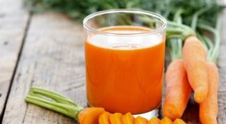 Оранжевая радость – маски из моркови