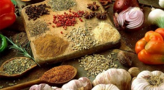 Spices: what's what