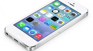Как установить iOS 7 на iPhone