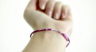 Как создать браслет из клея