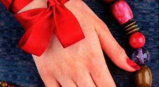 Как просто сделать красивый маникюр на свадьбу