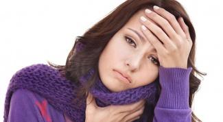 Болезни горла: что такое ларингит?