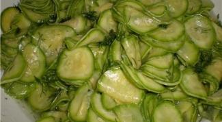 Zucchini in Ukrainian