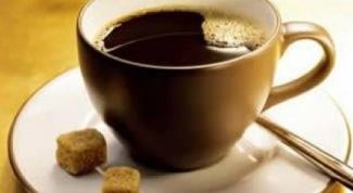 Как сварить вкусный ванильный кофе