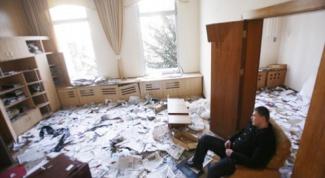 Что делать, если обворовали квартиру