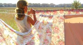 Как правильно сушить белье (6 правил)