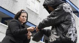 Как избежать кражи из сумочки