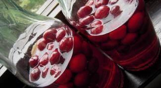 Как приготовить ликер из вишни