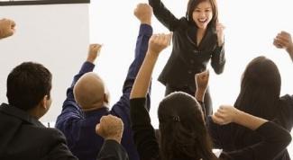 Как эффективно выступать на публике