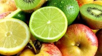 Осенне-витаминный коктейль
