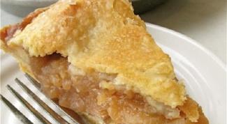 Как приготовить яблочный пирог в аэрогриле
