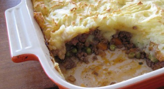 Как приготовить ирландский пастуший пирог