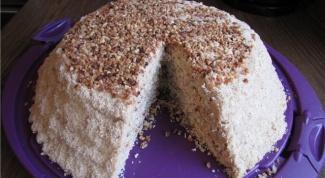 Торт «Пирамида»