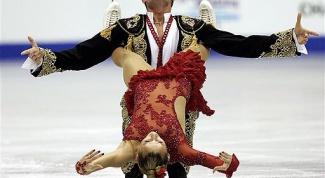 Лучшие российские фигуристы