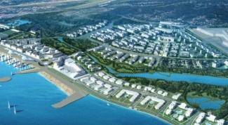How to construct the Olympic village in Sochi