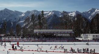 Как будут проходить Олимпийские игры в Сочи в 2017 году