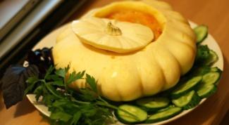 Какие блюда можно приготовить из патиссонов