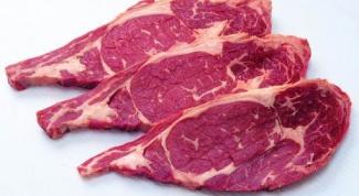 Чем полезно мясо
