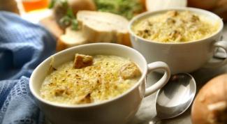 Какой вкусный суп можно приготовить очень быстро