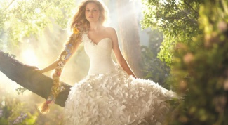 What dream wedding dress