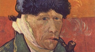 Why van Gogh cut off his ear