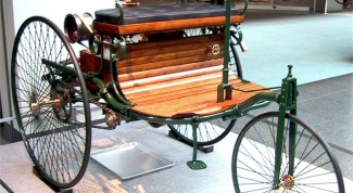 Как выглядел самый первый автомобиль