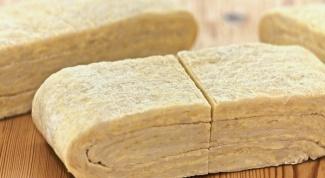 Почему слоёное тесто становится слоёным